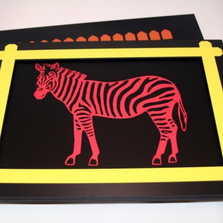 Ziggy The Zebra by Future Magic