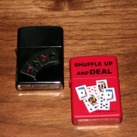 Zippo Card Lighters by Zippo
