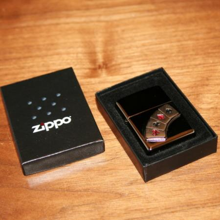Zippo 4 Aces Lighter by Zippo