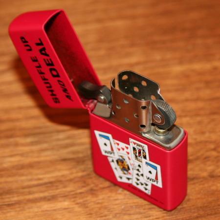 Zippo Poker Tour Lighter by Zippo