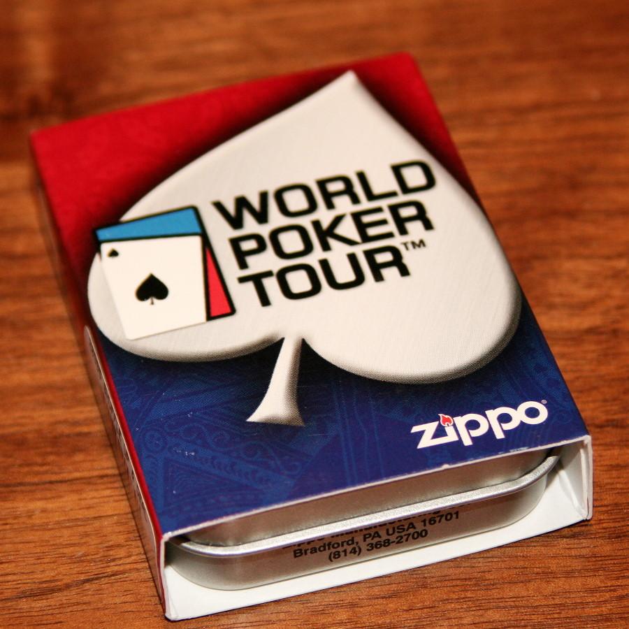 Poker zippo