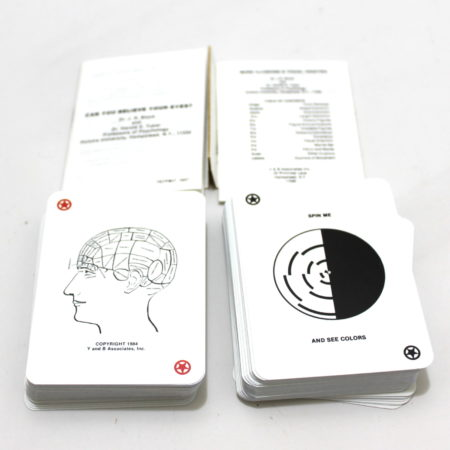 Illusion Cards by Y and B Associates Inc.