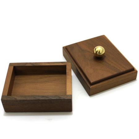Locking Card Box by Milson-Worth