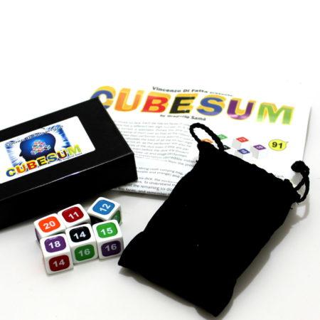 Cube Sum by Gregorio Sama