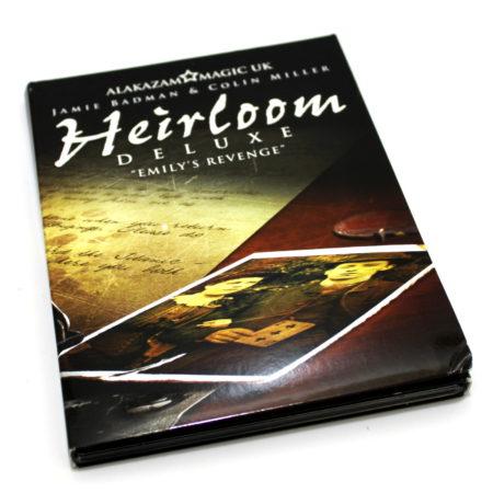 Heirloom Deluxe - Emily's Revenge by Colin Miller, Jamie Badman