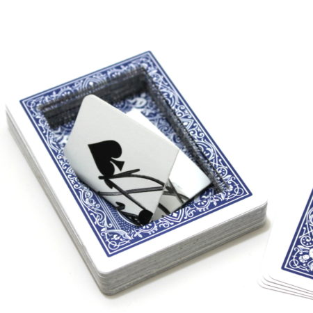 In The Deck (Blue) by Doc Dixon