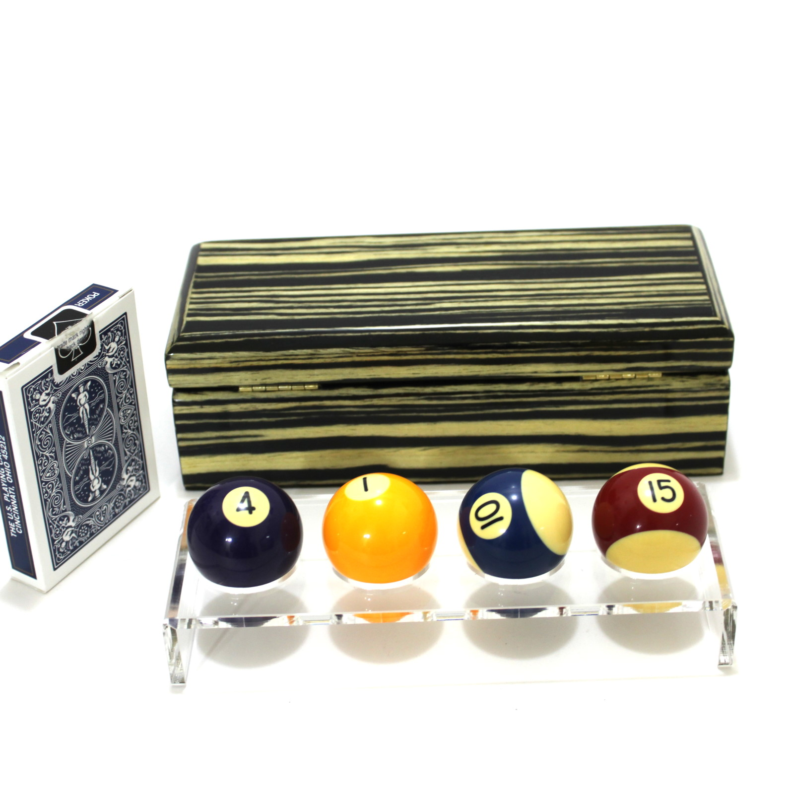 Mini Pool Balls Prediction by Magic Wagon
