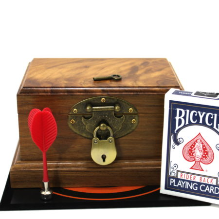 Monarch Prediction Chest by Magic Wagon
