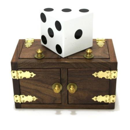 P&L Die Box by Petrie-Lewis, David Haversat