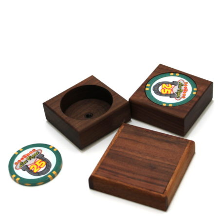 Rosewood Turnover Box by Tabman