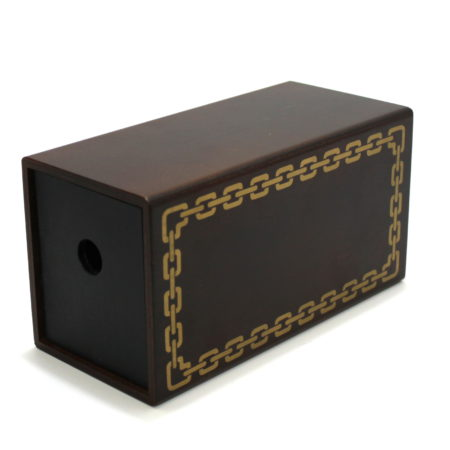 Ukiyo box (Western style) by Mikame Craft