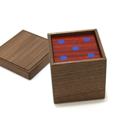 Mysterious Dice Box by Mikame Craft