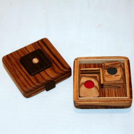 Psy -Spy Box (It Knows) by Kent Bergmann