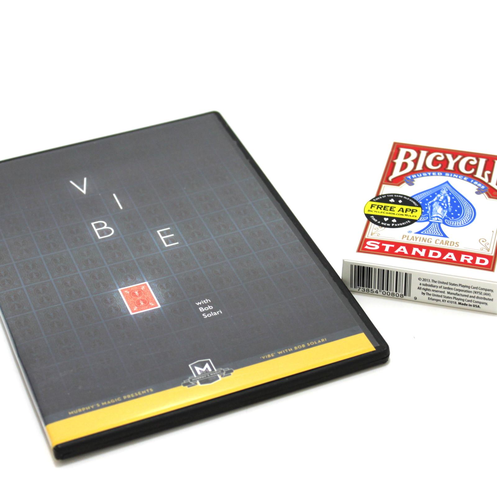 VIBE + Deck by Bob Solari Magic