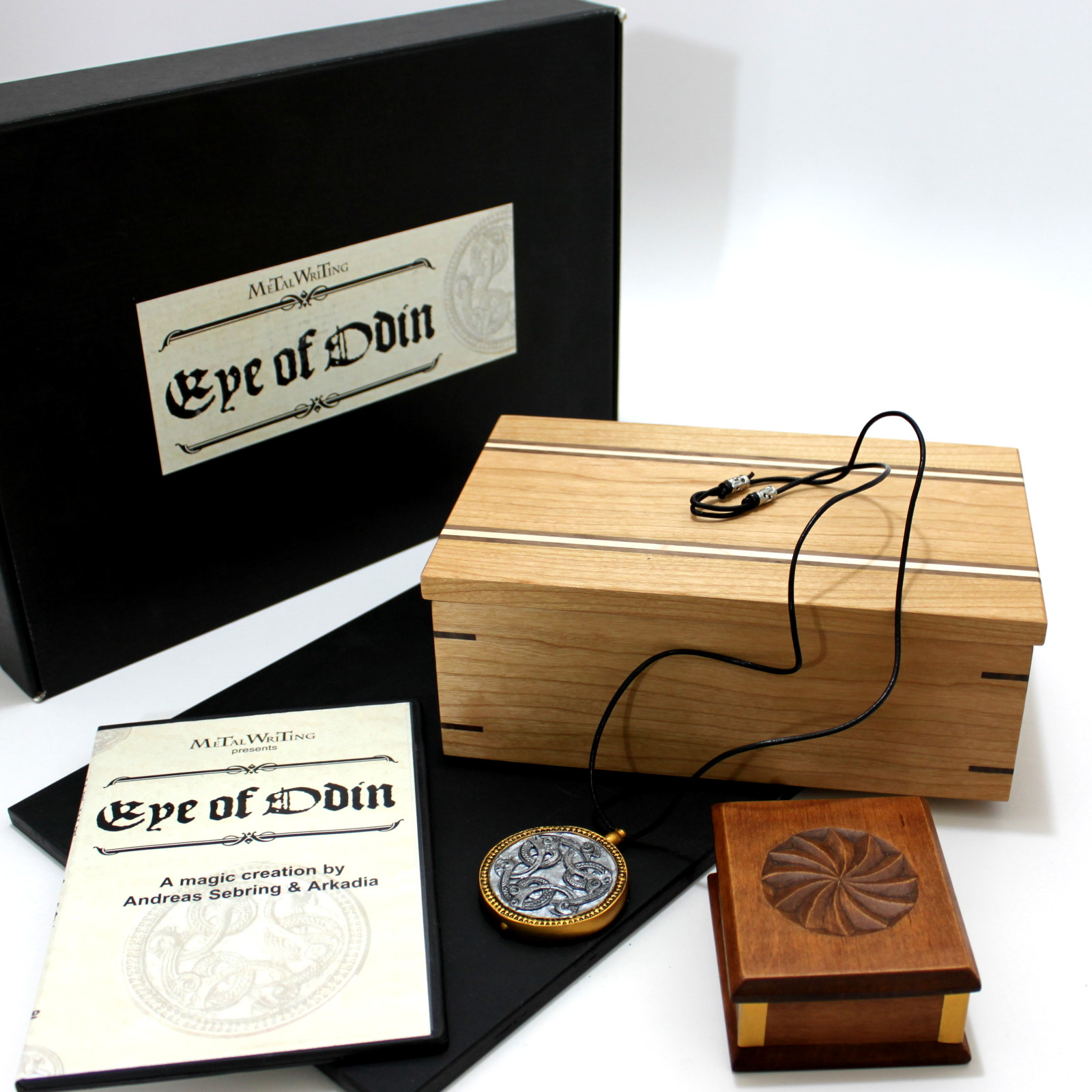 Eye of Odin Deluxe by MeTal WriTing