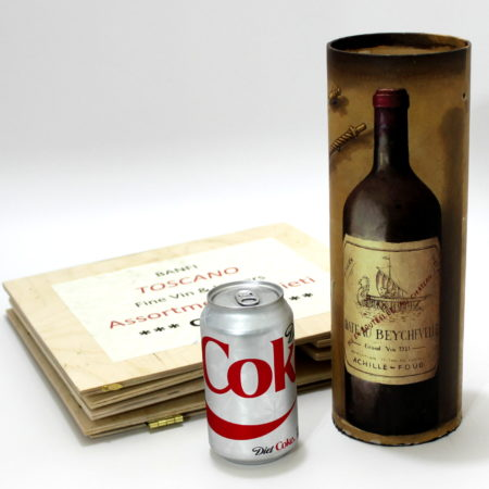Himber Vanishing Bottles Custom by Ron Allesi