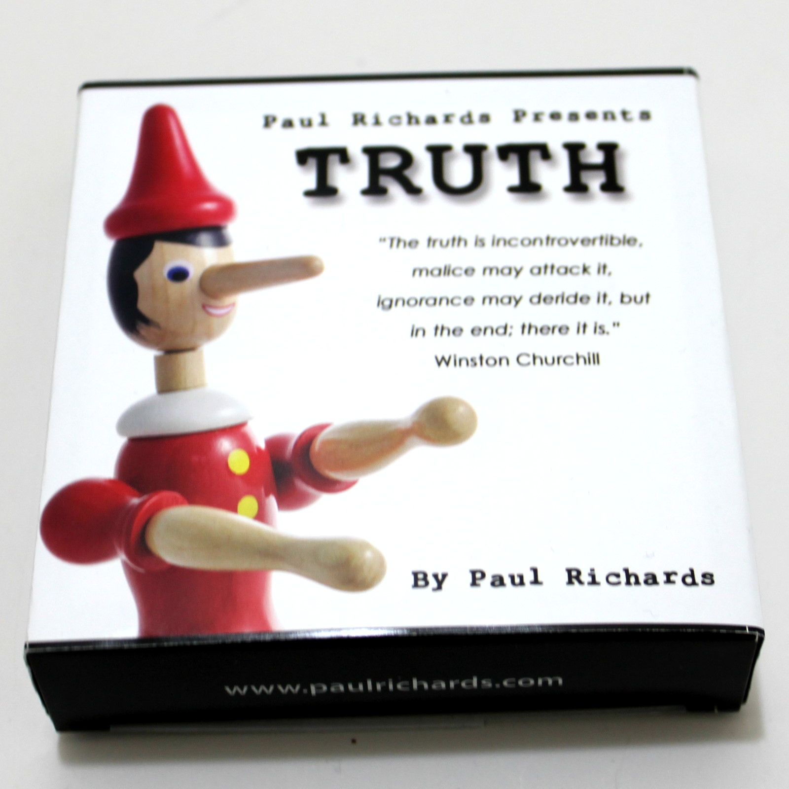 Truth by Paul Richards