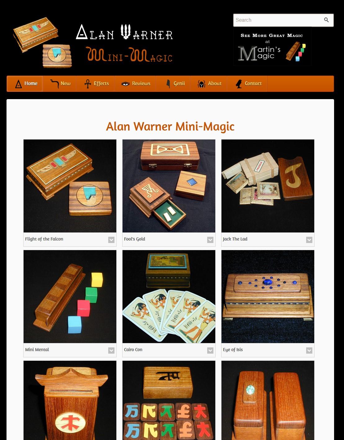 Warner Quality Magic