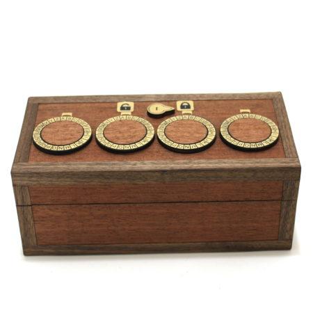 Da Vinci Box by Thomas Pohle