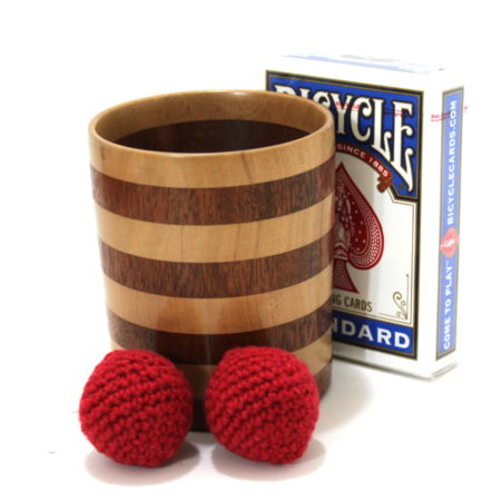 Segmented Chop Cup by Colin Rose