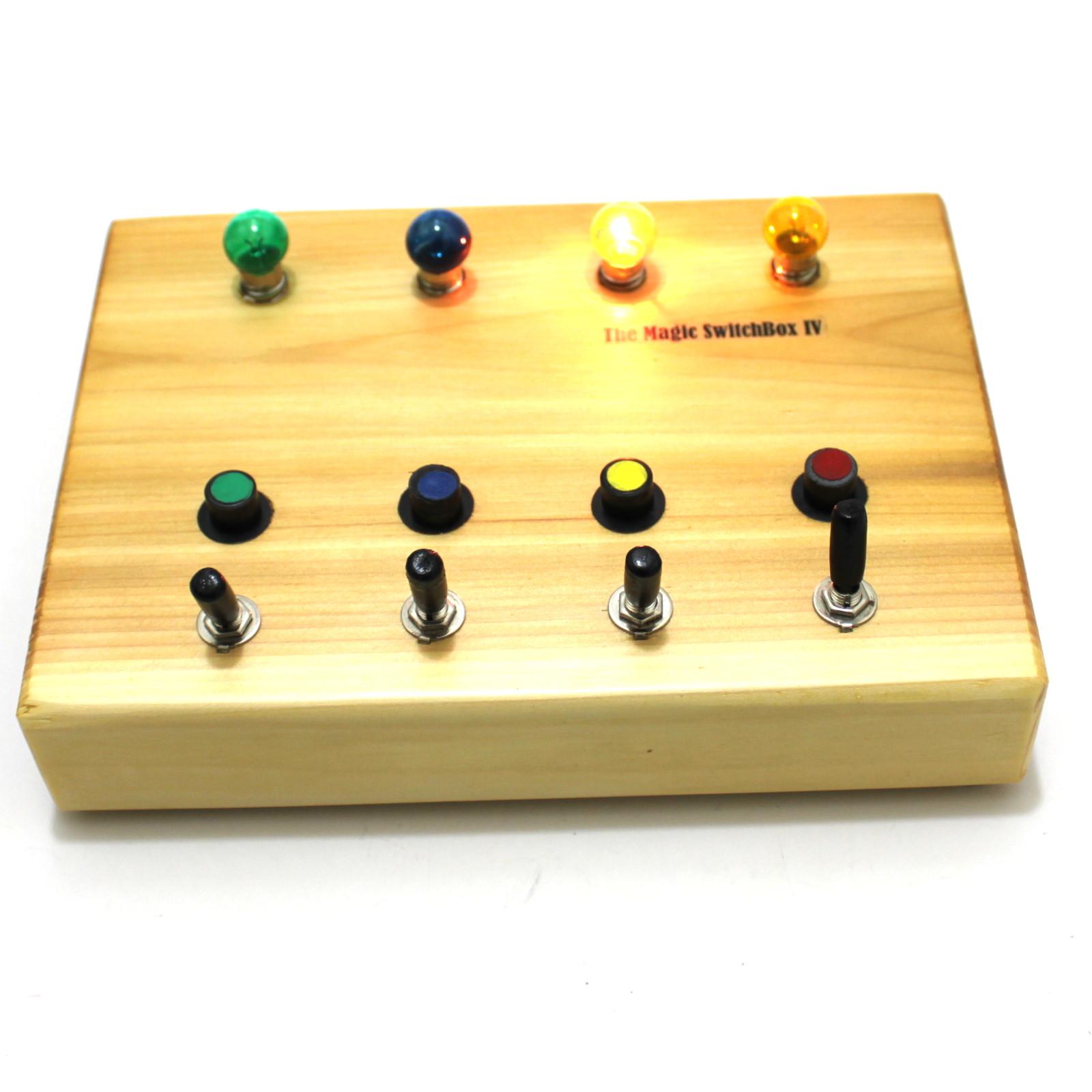 Magic Switchbox IV by Jaques