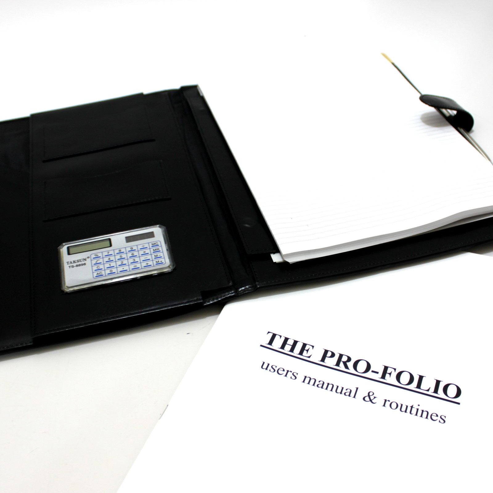 The Pro-folio by Andy Nyman