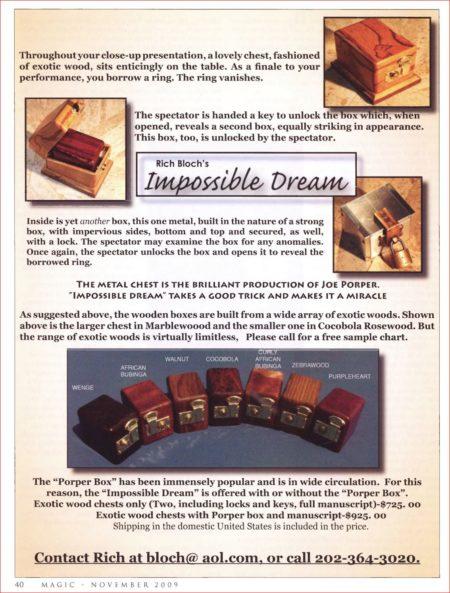 rich-block-impossible-dream-ad-magic-2009-11