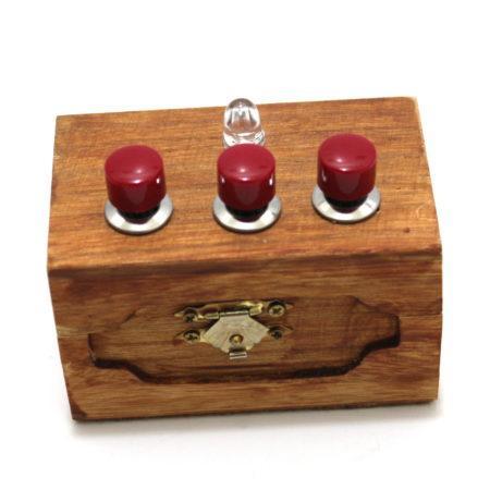 Three Button Monte by Suds