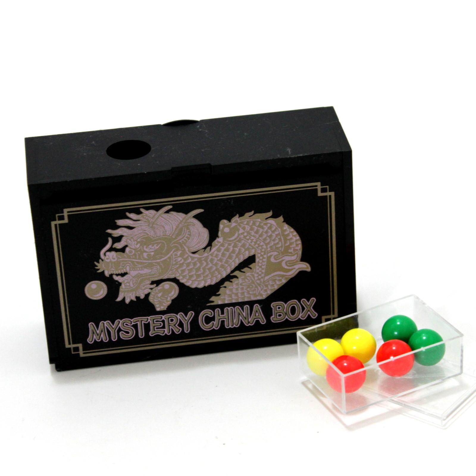 Mystery China Box by Tenyo (T-201)