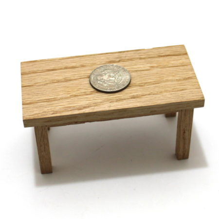 Tillinghast Coin Table by Kent Tillinghast