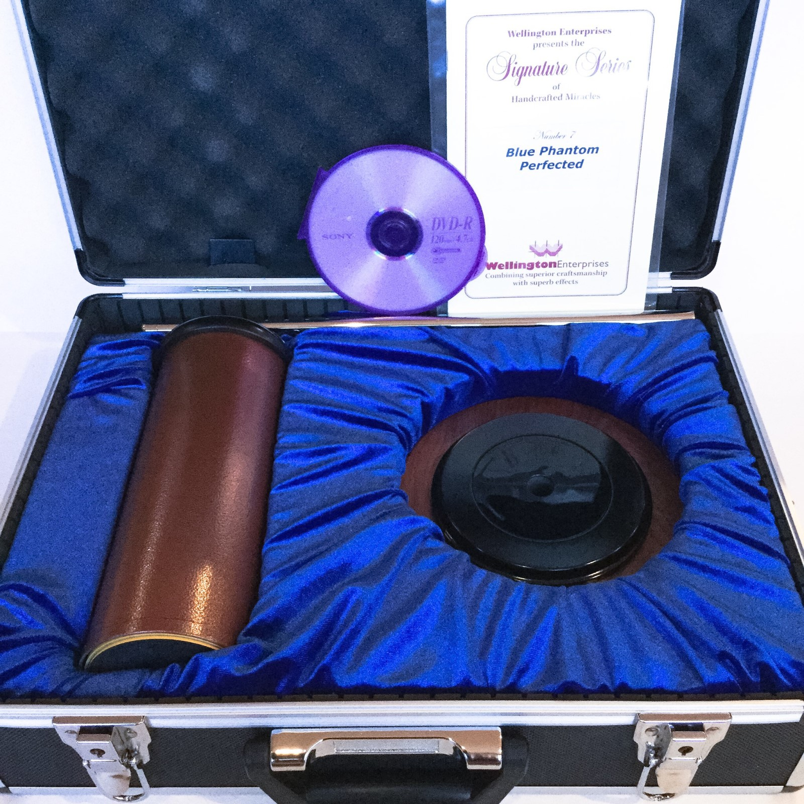 Blue Phantom Perfected by Wellington Enterprises