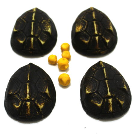 Deluxe Turtle Shells by Black Fox Magic