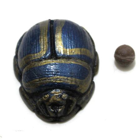 Scarab Beetles (Metallic Blue) by Black Fox Magic