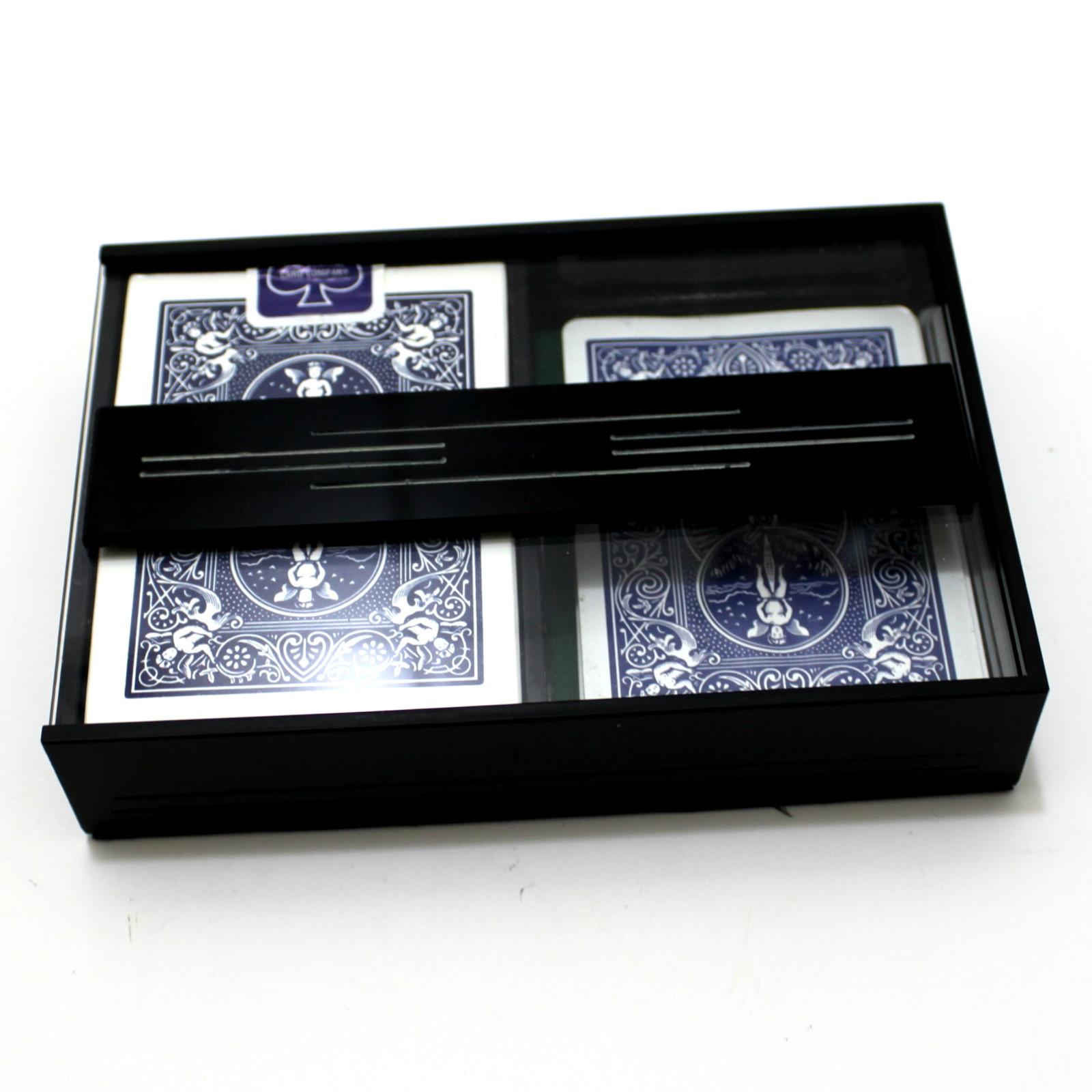 Electronic Surprise Box (Clear) by Anverdi