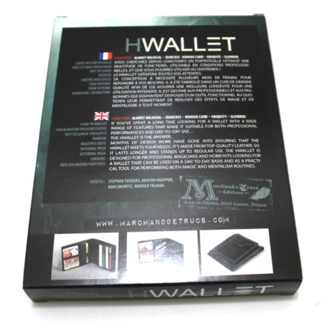 HWallet by Henri Beaumont
