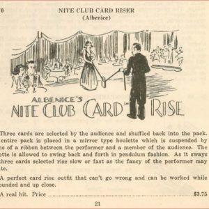 Albenice-Card-Rise-ad-1941