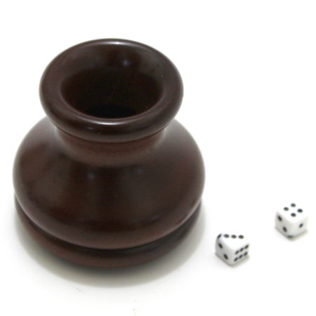 Tiny Dice Vase by Mikame Craft