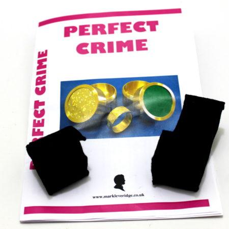 Perfect Crime by Mark Leveridge, Per Clausen