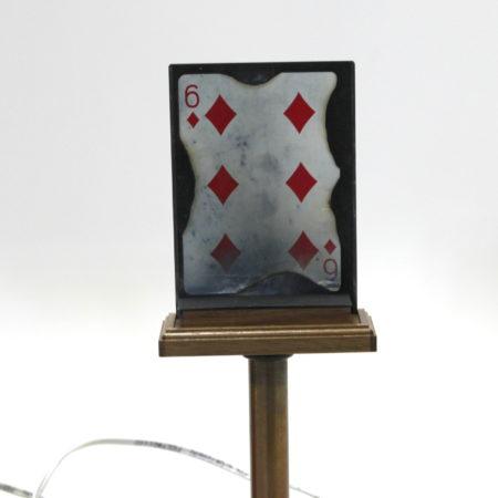 Explosive Card Rise by Robert Vinson, T.S. McKee, Viking Mfg.