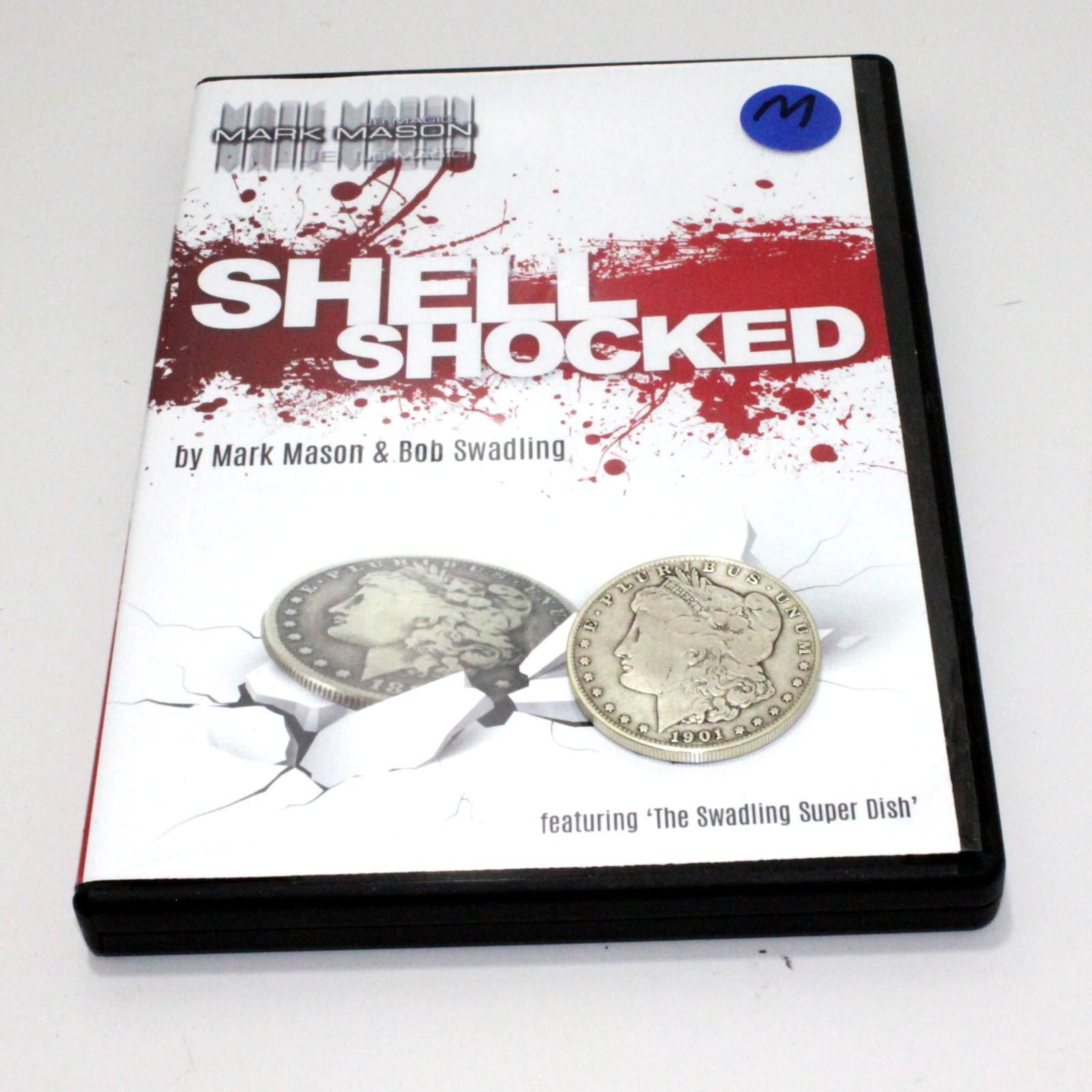 Shell Shocked (Silver Morgans) by Mark Mason and Bob Swadling