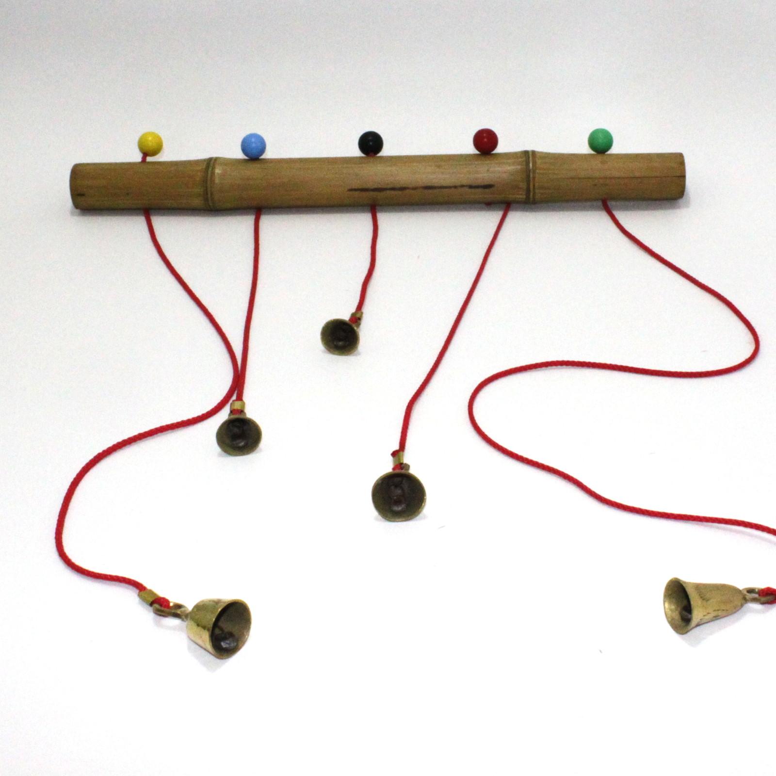 Burmese Bells - Bamboo by Collectors' Workshop