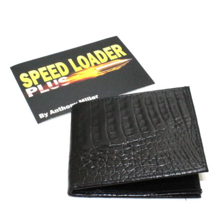 Speed Loader Plus by Anthony Miller