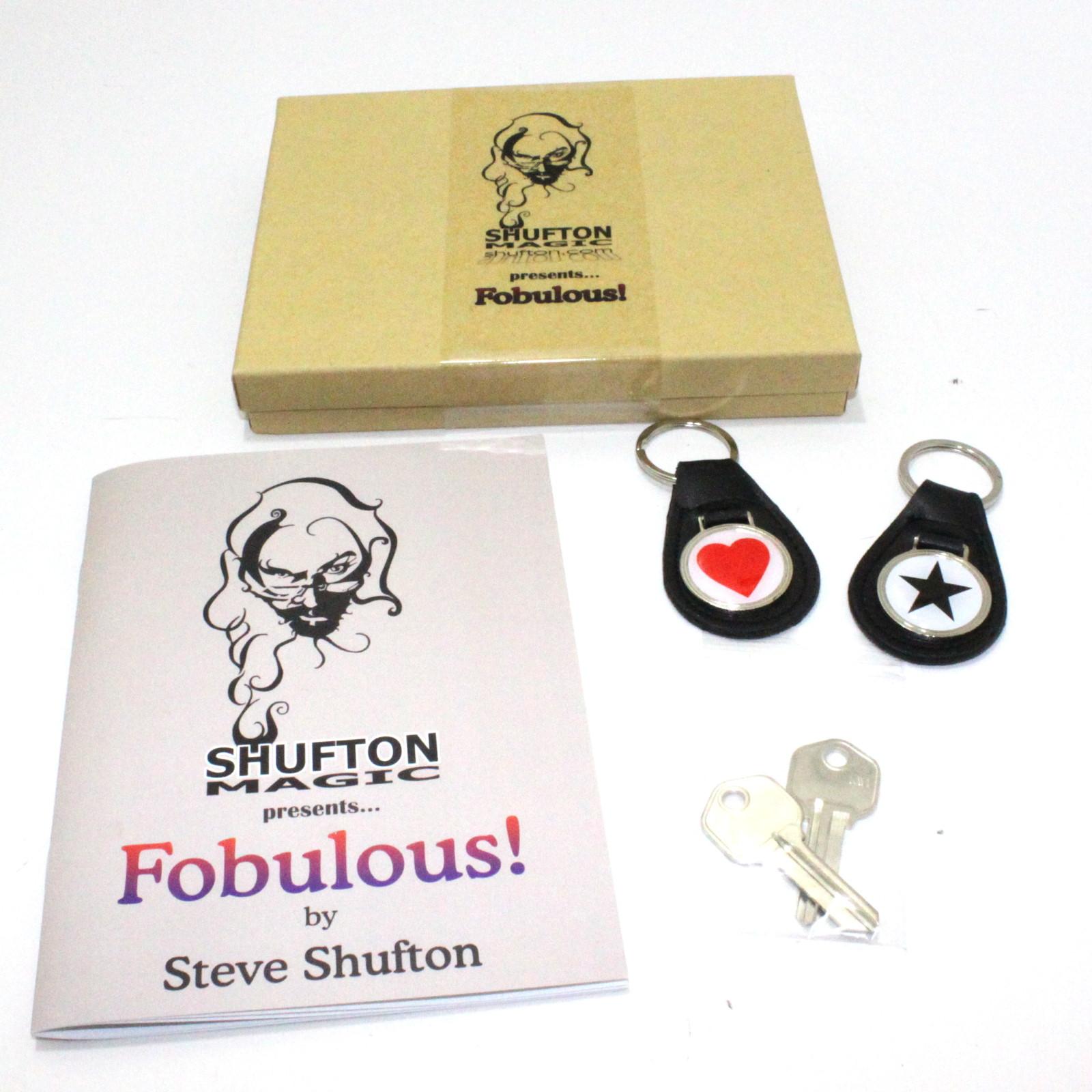 Fobulous by Steve Shufton