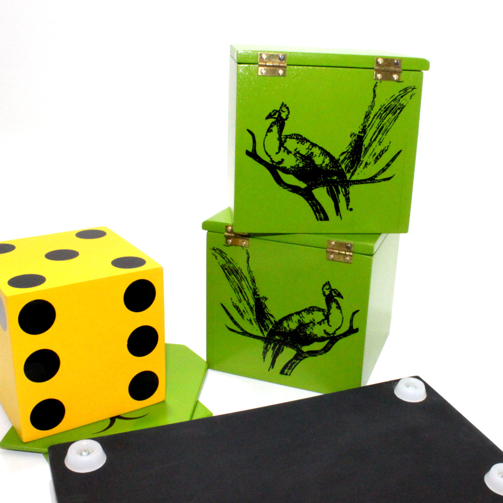 Split Die Box by Sunil Batra