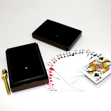 Deluxe Bromley Deck Penetration by Rob Bromley, Magic Wagon, Tony Curtis