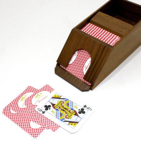 X-Ray Card Shoe by Magic Wagon