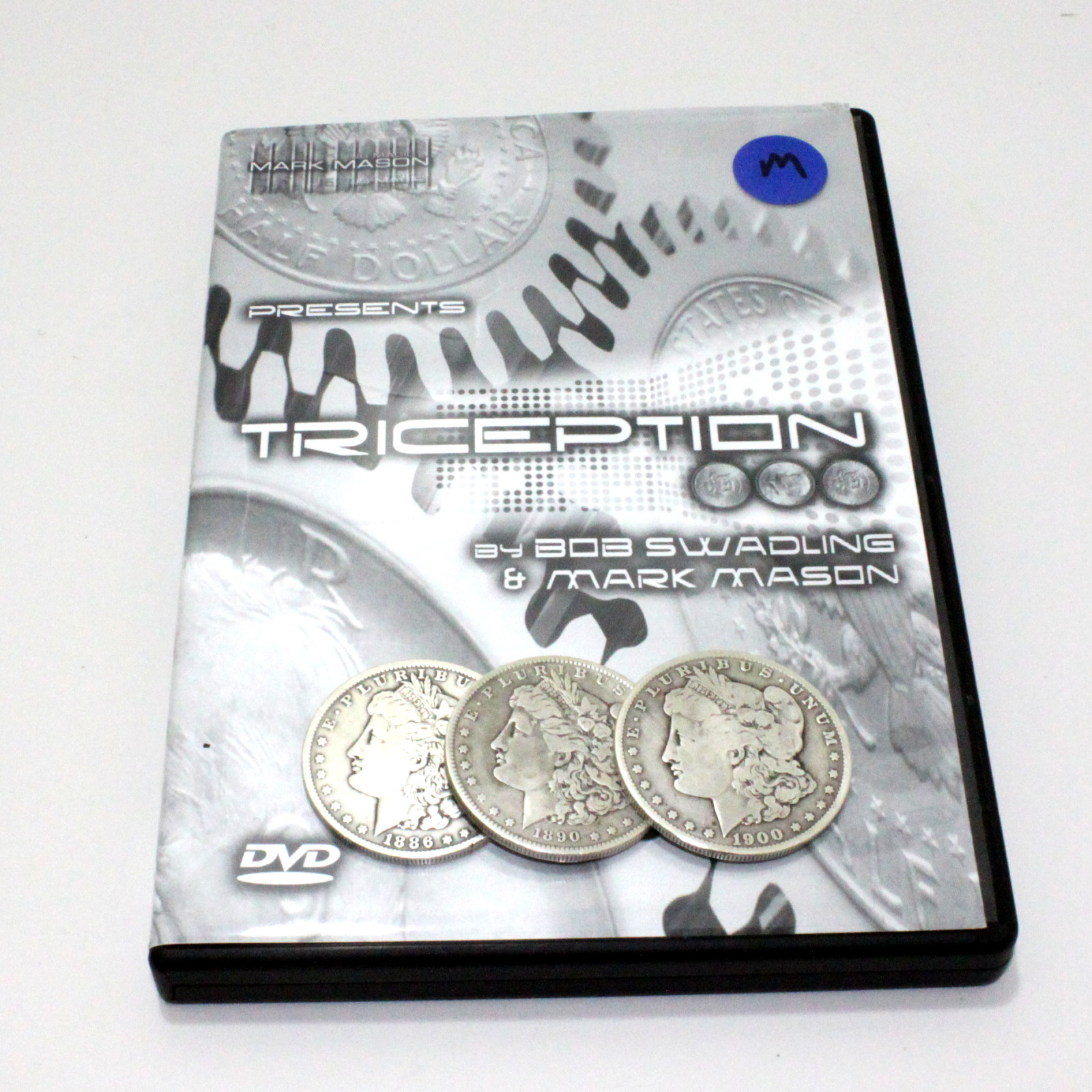 Triception (Silver Morgans) by Mark Mason and Bob Swadling