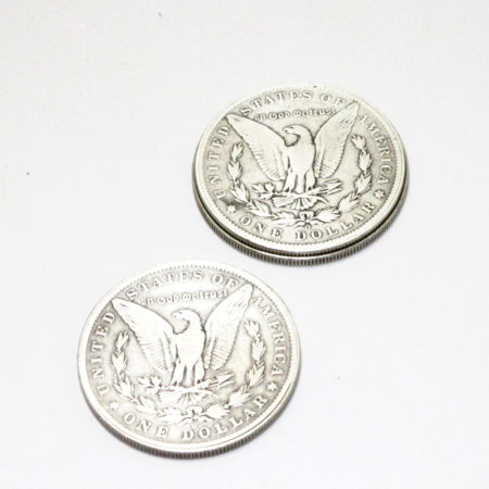Triception (Silver Morgans) by Mark Mason and Bob Swadling