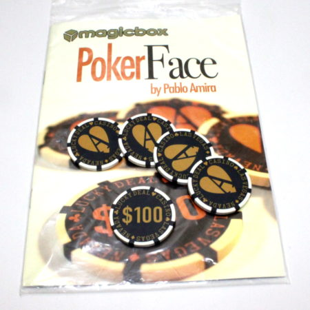Poker Face by Pablo Amira