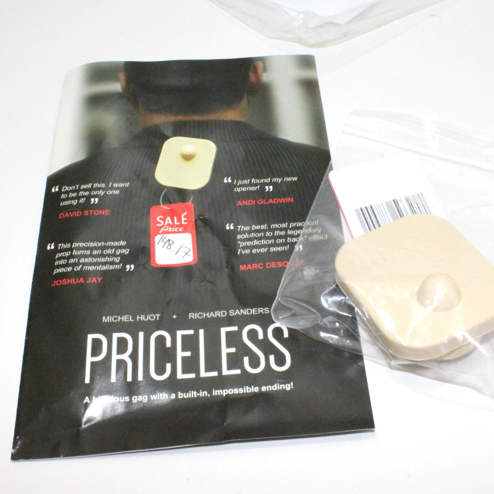 Priceless by Richard Sanders
